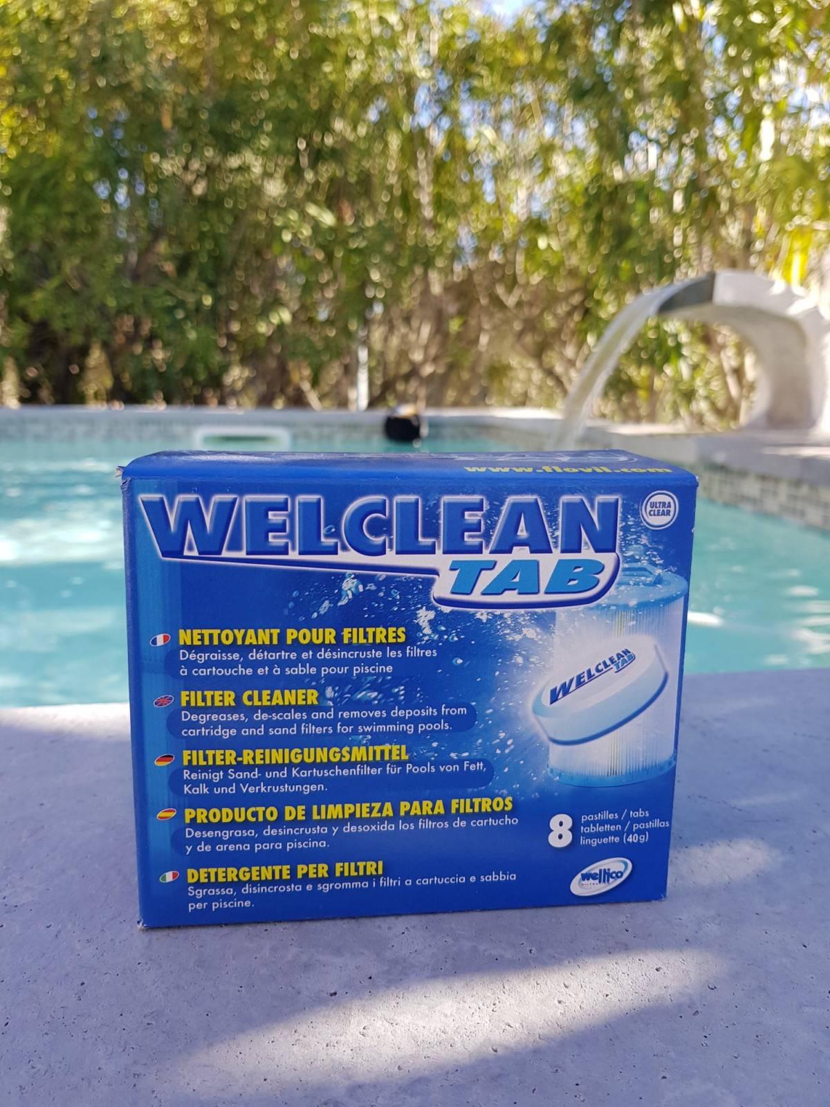welclean tab weltico- ferré piscines allauch