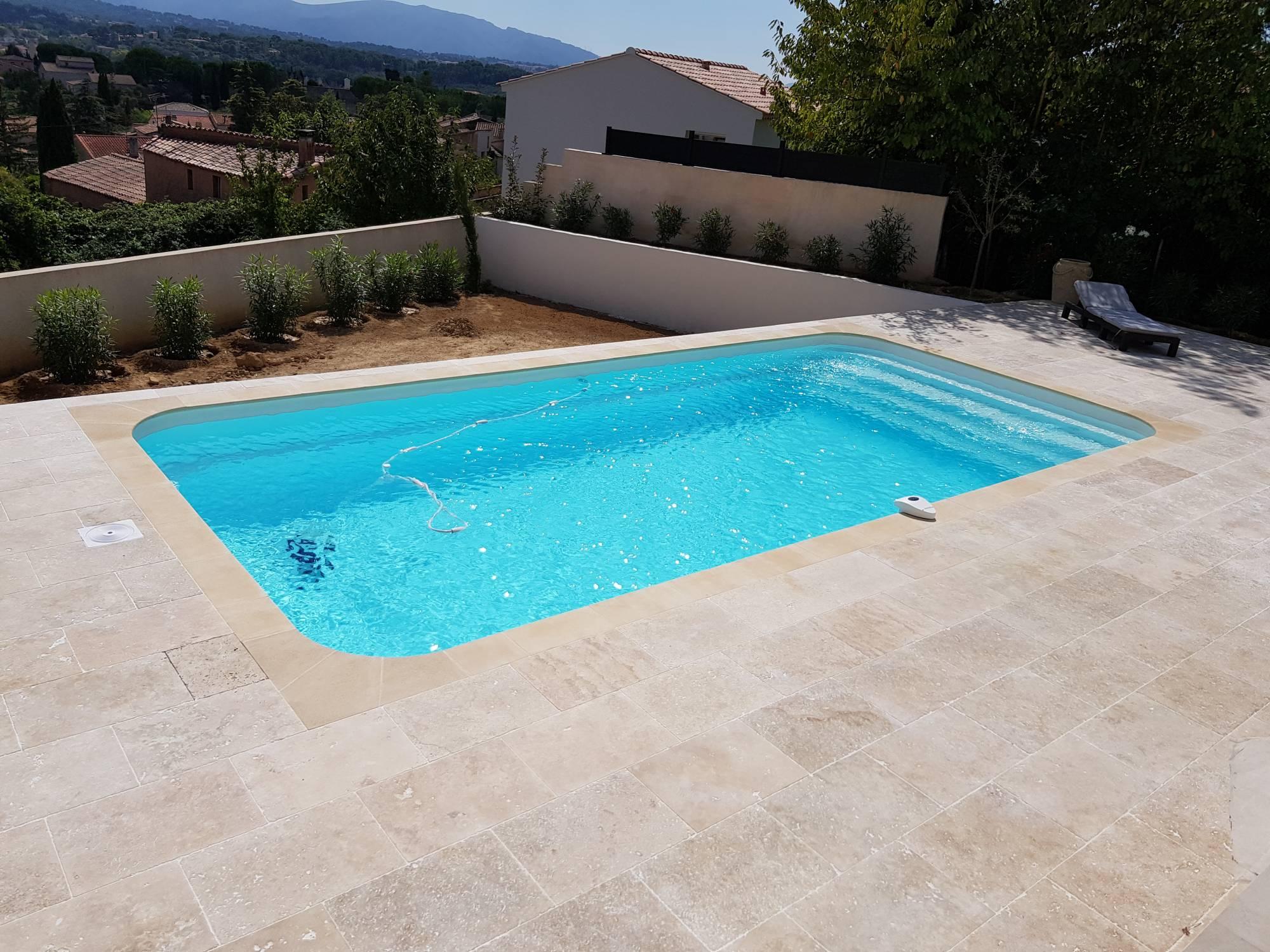 Construction D Une Piscine tarif construction d'une piscine avec hydromassage et espace