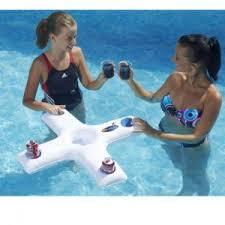 MINI BAR FLOTTANT KERLIS FERRE PISCINES magasin piscine ALLAUCH