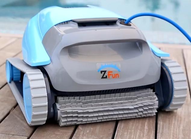 Robot dolphin zfun le magasin constructeur de piscine for Aspirateur piscine victor