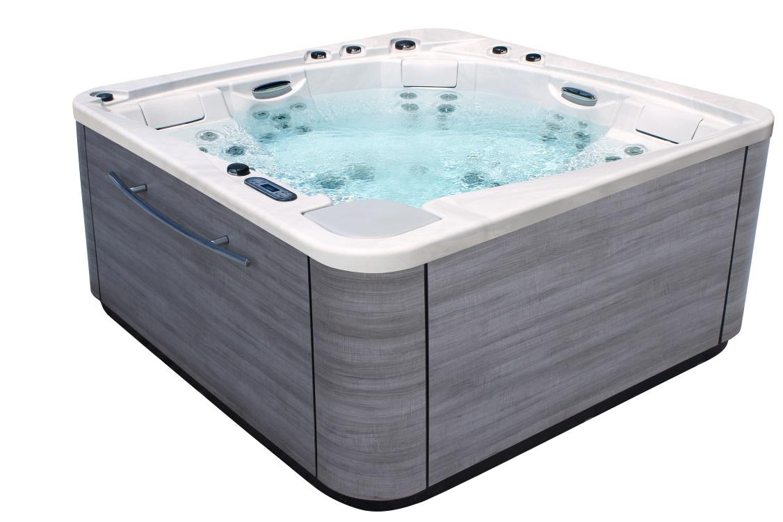 Spa portable atlantida 70 le magasin constructeur de for Piscine transportable