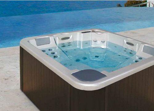 Spa portable evolution 80 ferr piscines for Piscine portable