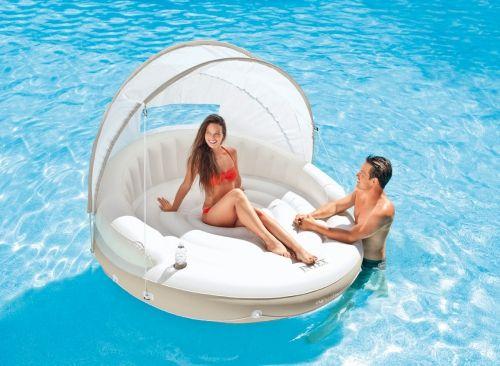Lounge Caraïbes INTEX - Ferré piscines Allauch
