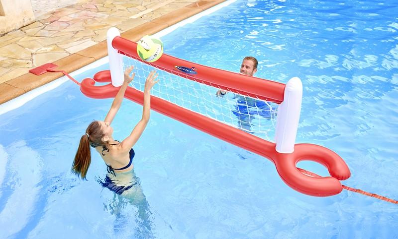 Jeu de volley KERLIS- ferre piscines allauch