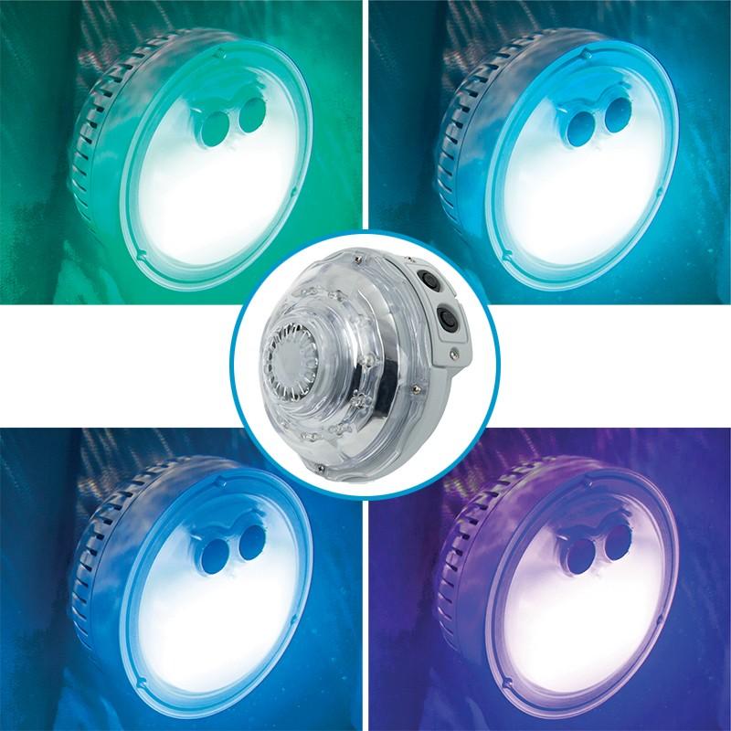 Lumière d'ambiance pour Spa à Jets INTEX- ferré piscines allauch