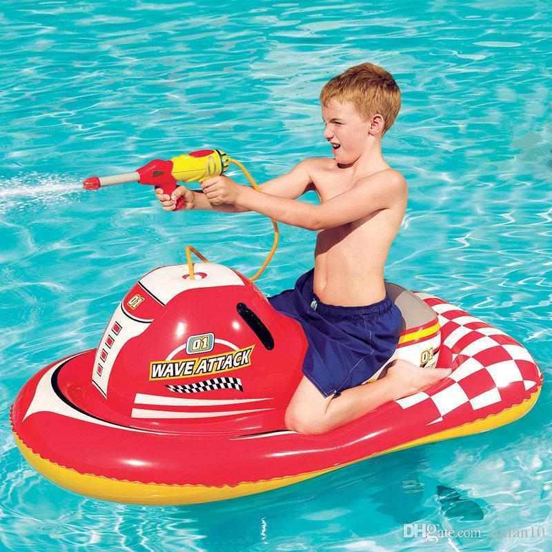 Scooter de mer gonflable- ferré piscines alauch