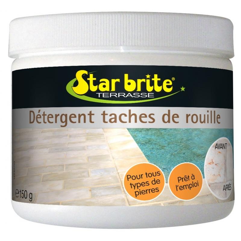 Ferré piscines à Allauch 13 Détergent taches de rouille STAR BRITE