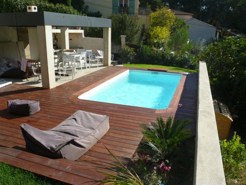 Piscine kit coque polyester minorque marseille allauch for Piscine hors sol rectangulaire 4x3
