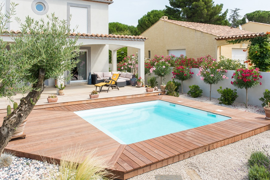 france piscine composite avis perfect terrasse bois