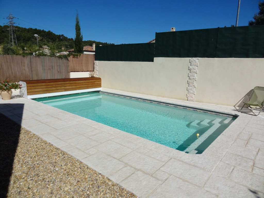 Coque polyester kit acores france piscines composites nos for Site piscine