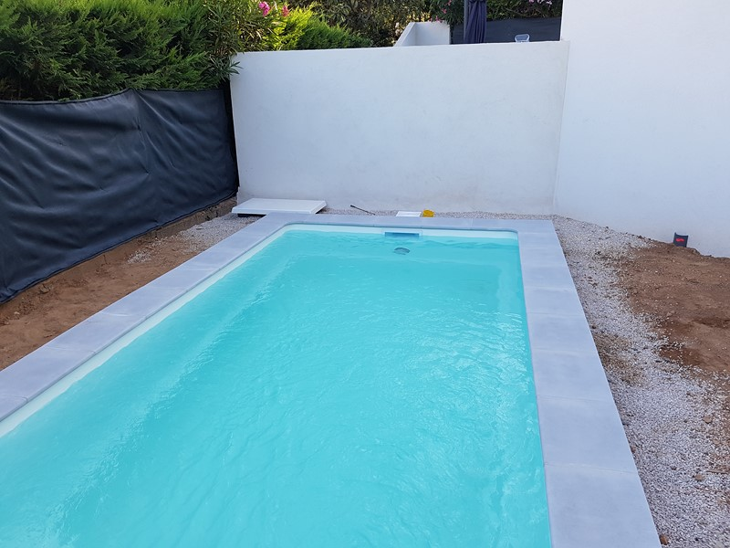 Vente De Piscines Harmony Pool  Coque Polyester Marseille  Ferr