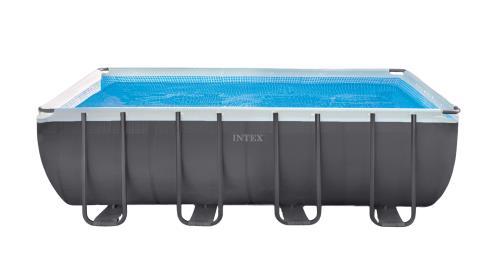 Piscine Tubulaires rectangulaires Ultra Silver INTEX- Ferré piscines 13