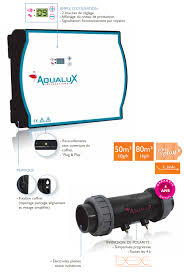 Automatisation du traitement de l'eau