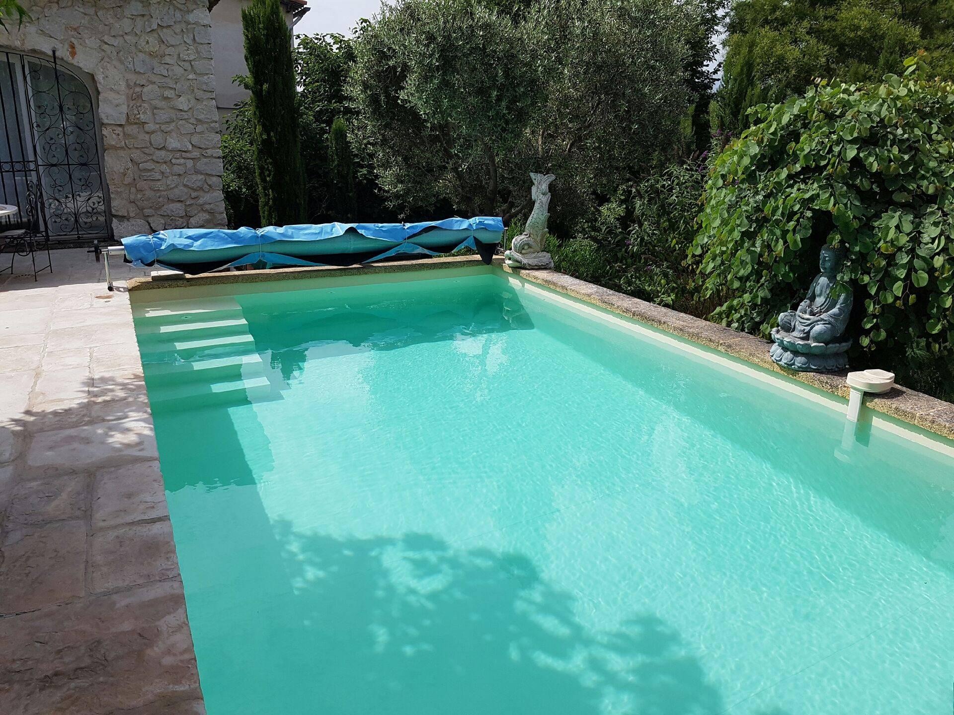 Materiel Piscine La Ciotat rénovation de piscine liner en béton armé la ciotat - ferré