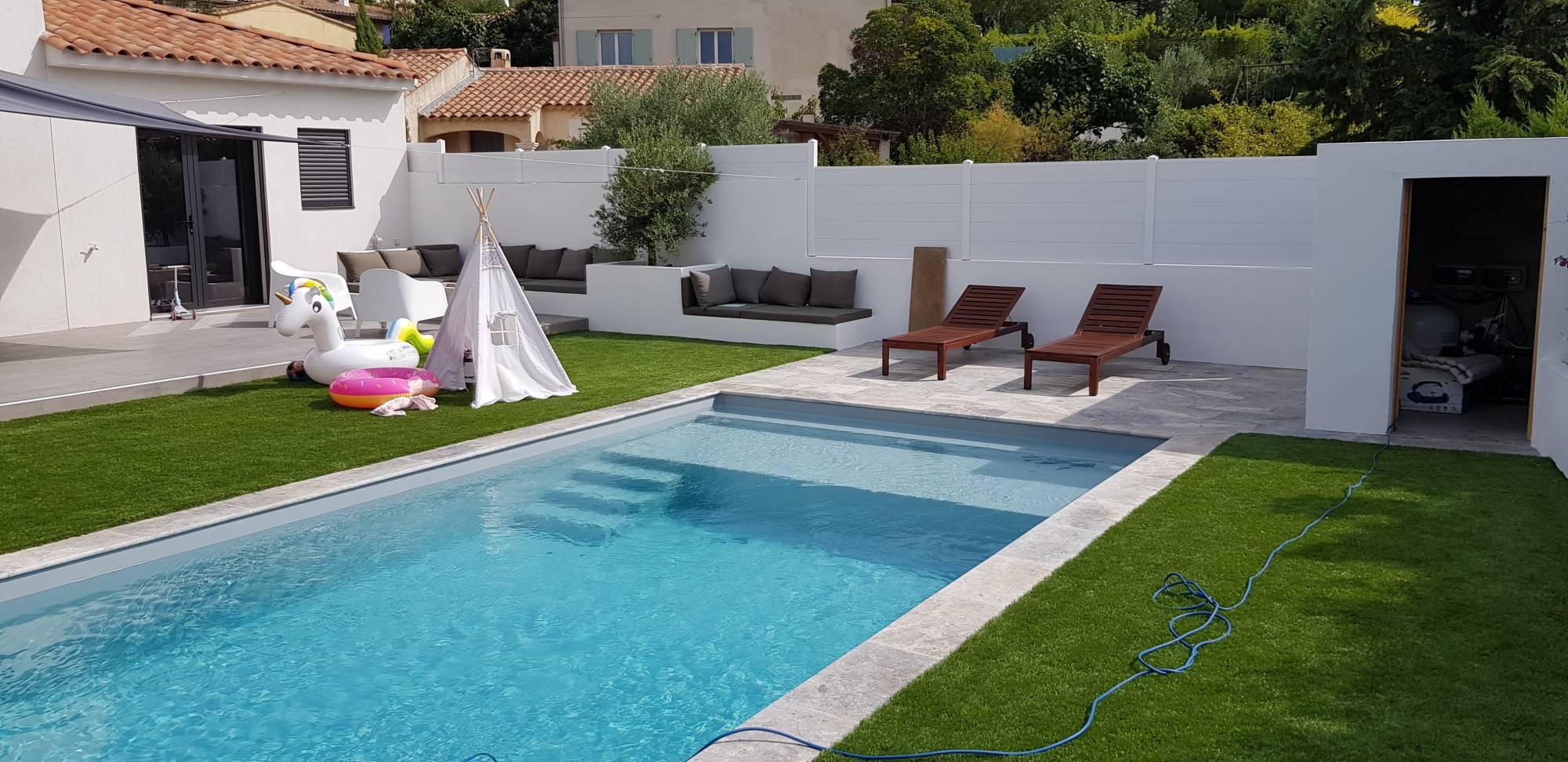 Robot Piscine Plan De Campagne construction de piscine à allauch et marseille - ferré piscines