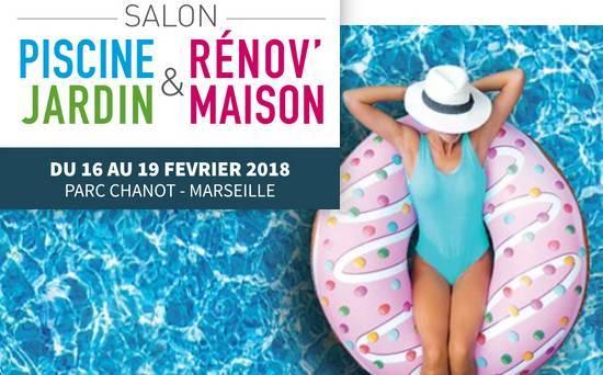 France Piscines Composites et Ferré Piscines au Salon parc chanot marseille