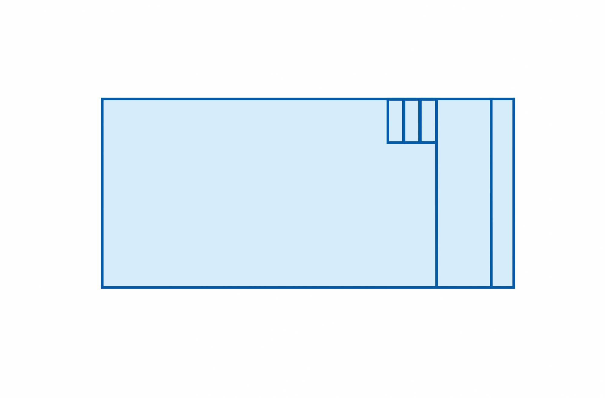 Prix Piscine Coque Polyester Avec Escalier Et Banquette Plan De