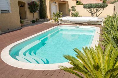 kit piscine en coque polyester cuba france piscines. Black Bedroom Furniture Sets. Home Design Ideas