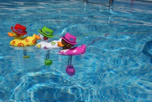 Mini Thermomètre Duckies Fun KERLIS- ferré piscines allauch