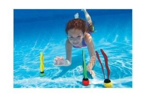 Jeux de plongée Balles INTEX- Ferré Piscines ALLAUCH