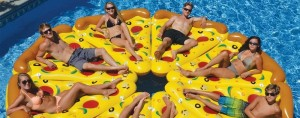 pizza gonflable-Ferré Piscines