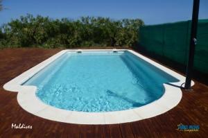 Piscine modèle MALDIVES Ferré piscines 13