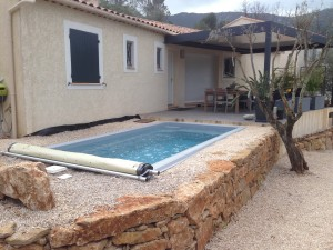 Mini piscine Ferré Piscines Allauch 13