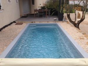 Mini piscines non imposable Ferré Piscines  Allauch