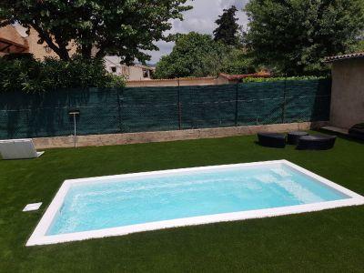 kit mini piscine sans d claration avec skimmer filtrant aubagne ferr piscines. Black Bedroom Furniture Sets. Home Design Ideas