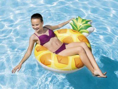 Bouée ananas Intex- Ferré Piscines 13