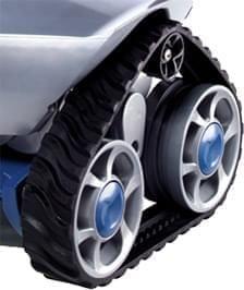 Chenille de robot MX8 et MX9 ZODIAC